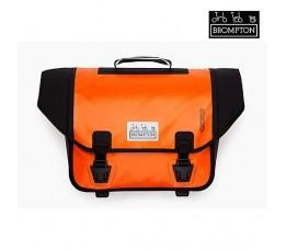 Brompton O-Bag oranje zonder bagageclip