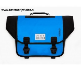 Brompton O bag aanbieding blauw zonder bagageclip