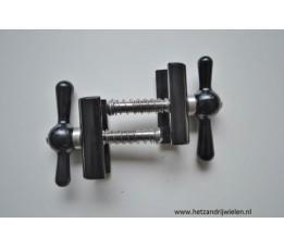 Brompton frameklemset Zwart/zwart