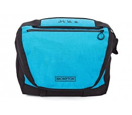 Brompton C Bag Lagoon Blue