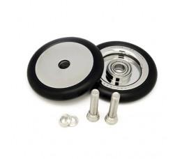 NOV Easy wheels  Brompton chrome (nov170)
