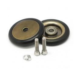 NOV Easy wheels  Brompton Raw lacquar (nov 168)