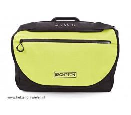 Brompton S-Bag limegreen