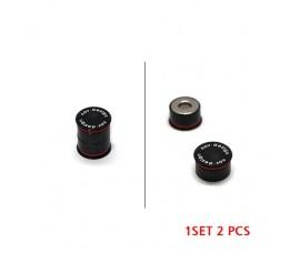 NOV broekklem magneet zwart (NOV 039)