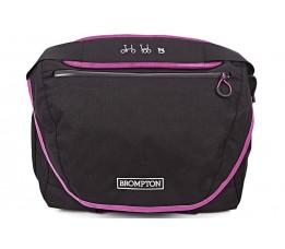 Brompton C Bag Black/Berrycrush