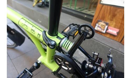 MinMODS Easy Wheels extender zilver