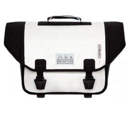 Brompton O Bag aanbieding wit zonder bagageclip