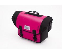 Brompton O Bag aanbieding  Pink zonder bagageclip