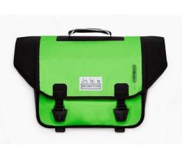 Brompton O Bag aanbieding Appelgroen zonder bagageclip