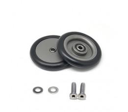 NOV Easy wheels Brompton Titanium Matt (nov179)