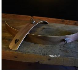 Odin houten spatbord Walnut