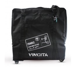Brompton Transport tas met wieltjes