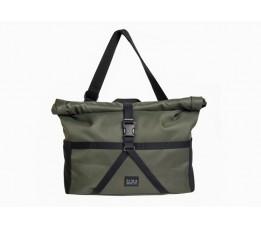 Borough bag M olive