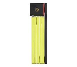 Abus vouwslot Bordo uGrip 5700 lime