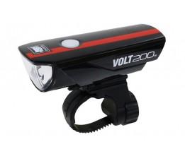 KOPLAMP CAT VOLT200 EL151RC LED ZW/RO