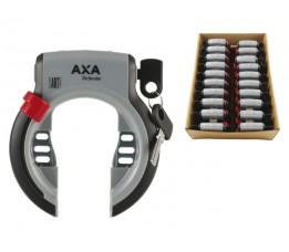 SLOT AXA RING DEF.RL ZW/ ZIL UNIV