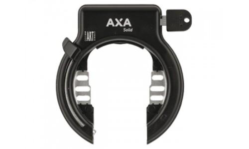 Axa ringslot Solid XL zw
