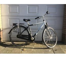 Gazelle Esprit c7, Urban grey