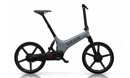 Gocycle GS, Grijs/Black