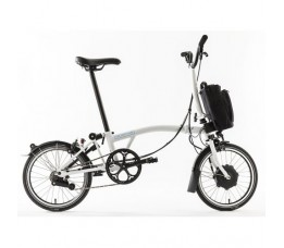 Brompton Electric H6l+zpx , Black