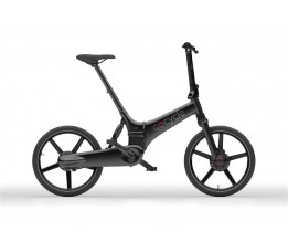 Gocycle GX, Black