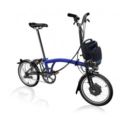 Brompton Electric H6L, Bolt Laquer