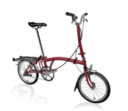 Brompton H3R, House red/House red