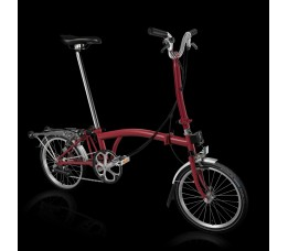 Brompton H6RSP6, Housered/Housered